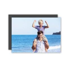 Виниловый фотомагнит 5 * 7 см.