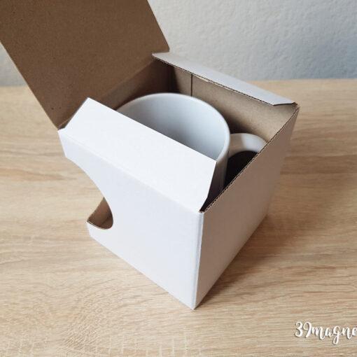 Фотокружка в коробке