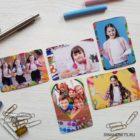 Магниты сувениры в школу на день рождения