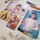 Школьные магниты виниловые с фотографиями