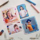 Школьные сувениры магниты с фотографиями учеников