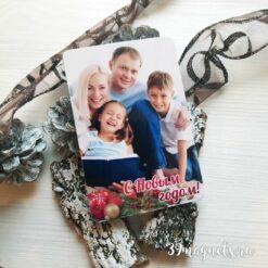 Магнит новогодний на 2019 год