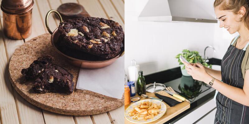 Принадлежности для кухни как новогодние подарки