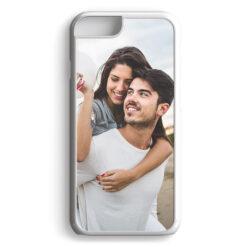 Чехол для iPhone 7 и 8, пластиковый, белый