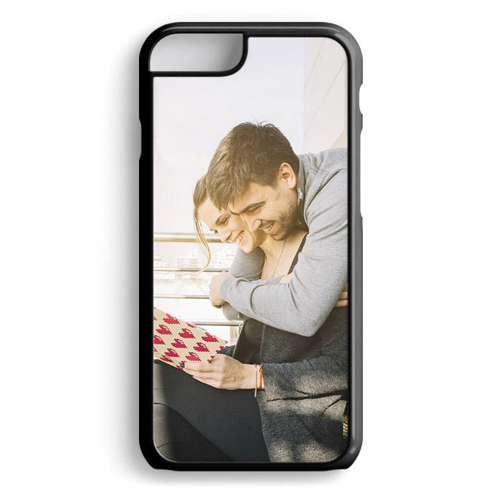 Чехол для iPhone 7 и 8, пластиковый, черный
