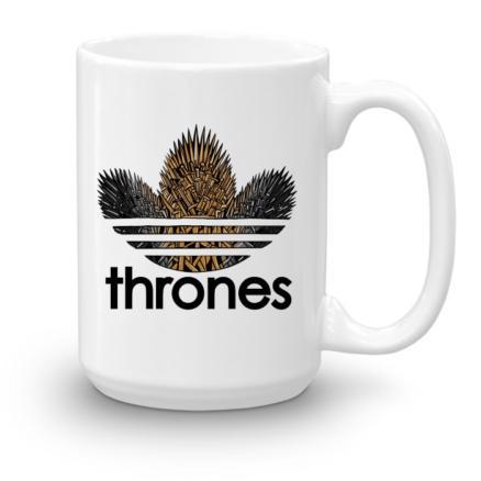 Кружка увеличенной емкости Thrones