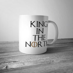 "Кружка ""King in the North"""