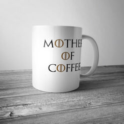 "Кружка ""Mother of coffee"""