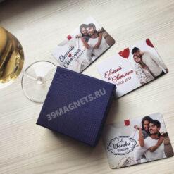 что подарить гостям на свадьбе от молодоженов на память