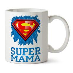 """Кружка """"Super mama"""""""